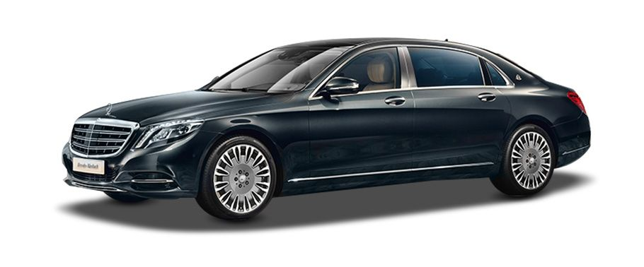 MERCEDES-BENZ S-CLASS MAYBACH S600 GUARD Reviews, Price ...