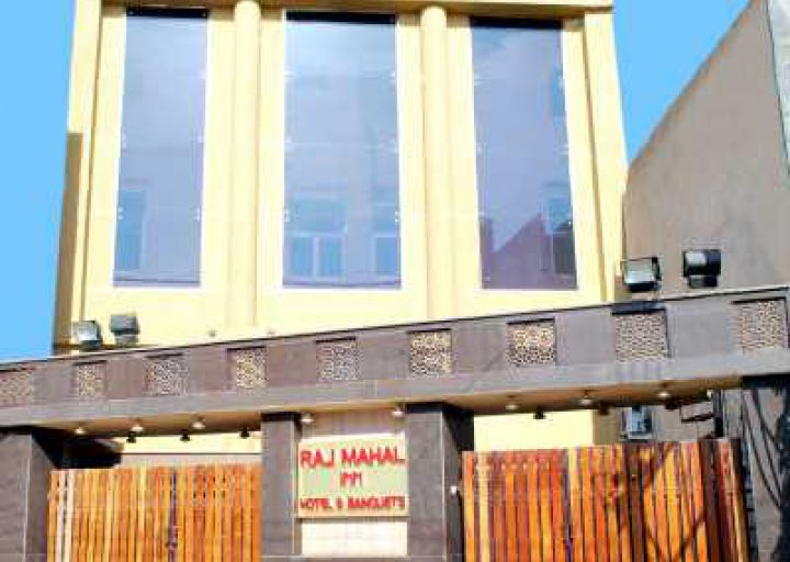 Raj Mahal Inn Hotel - New Colony More - Gurgaon Image
