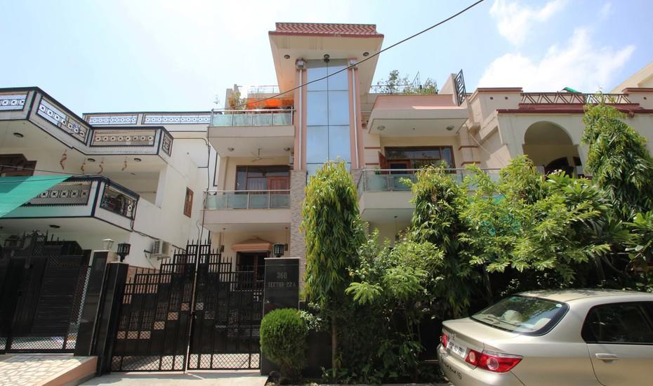 Tirupati Residency - Sector 45 - Gurgaon Image