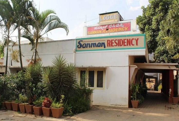 Sanman Residency Avk College Road Hassan Hotel Reviews