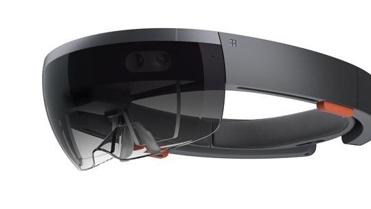 Microsoft HoloLens Image