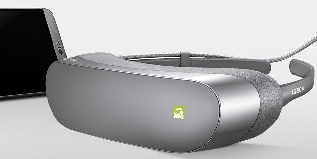 LG 360 VR Image