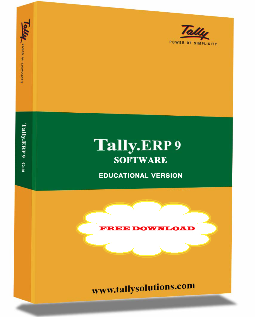 Tally ERP 9 Image