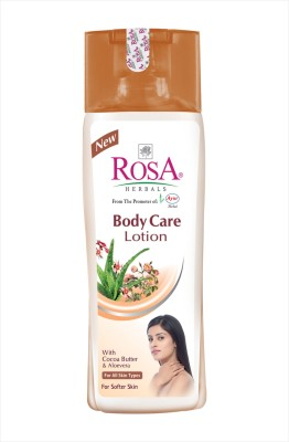 Rosa Herbals Body Care Lotion Image