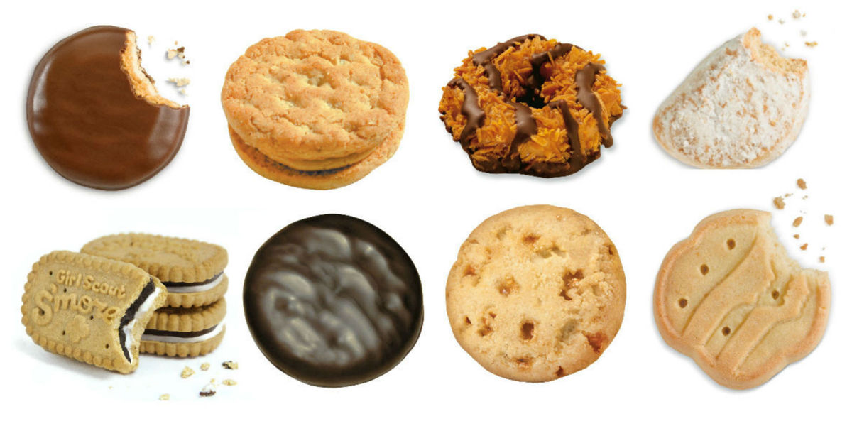 Girl Scout Cookies Image