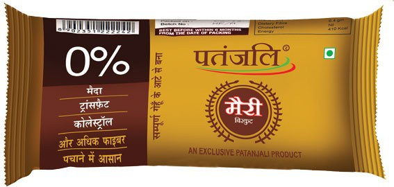 Patanjali Marie Biscuits Image