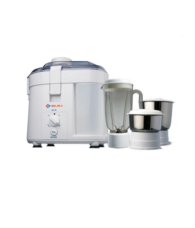 Bajaj JX10 Juicer Mixer Grinder Image