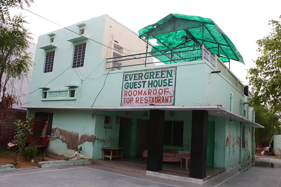 Evergreen Guest House - Gauri shankar colony - Bharatpur Image