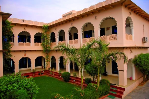 Hotel Kiran Villa Palace - Agra Road - Bharatpur Image