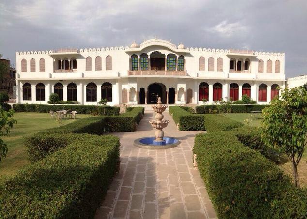 Hotel Surya Vilas Palace - Fatehpur Sikri Road - Bharatpur Image