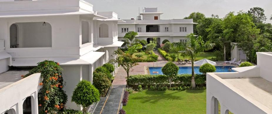 Hotel Udai Vilas Palace - Fatehpur Sikri Road - Bharatpur Image