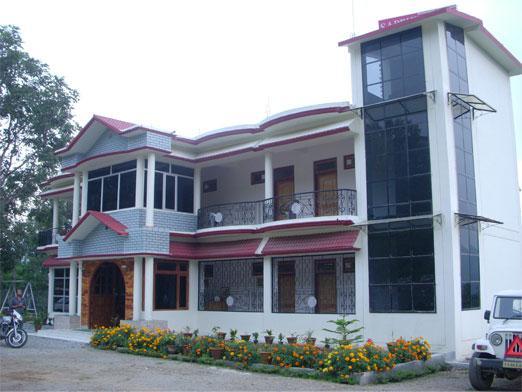 Hotel Sapphire Inn - Mehragaon - Bhimtal Image