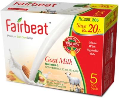 Fairbeat Goat Milk Soap Image
