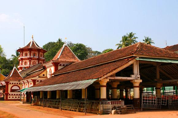 Shri Kamakshi Temple - Goa Image