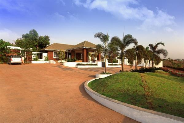 Saaj Resort - Varchi Pakhadi - Dapoli Image
