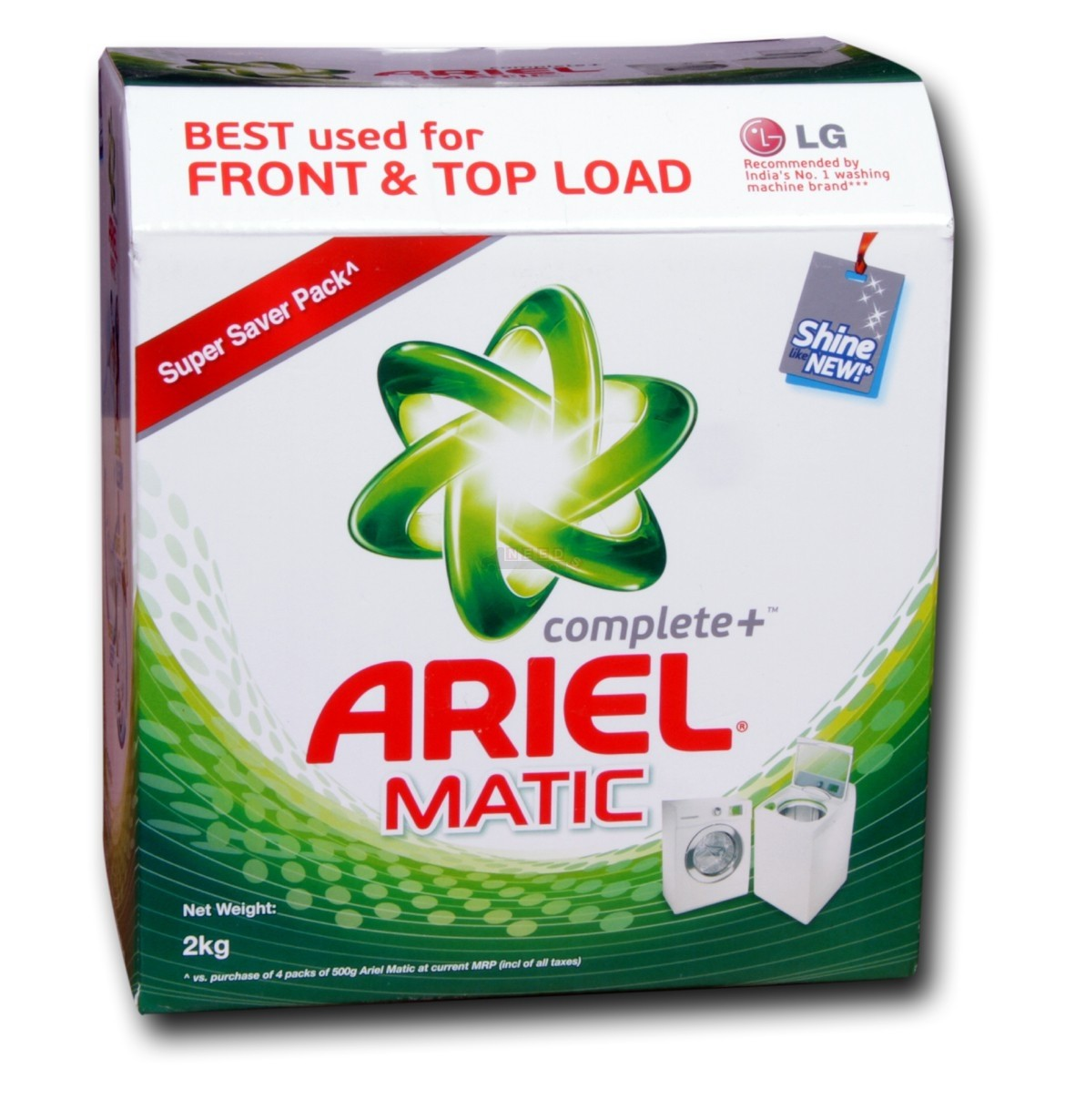 ARIEL MATIC DETERGENT POWDER Reviews, ARIEL MATIC DETERGENT