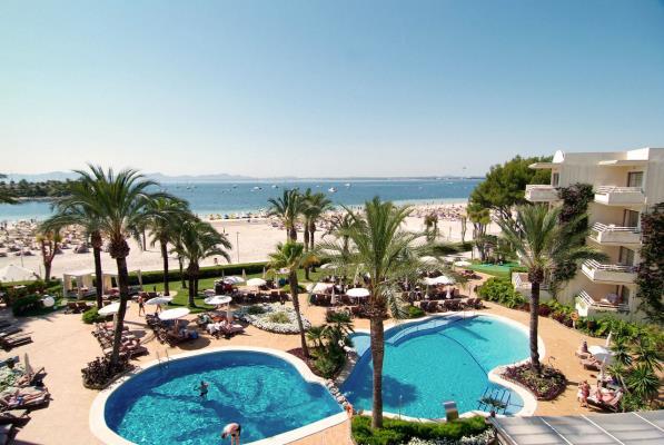 Alcudia Mallorca Hotels Direkt Am Strand