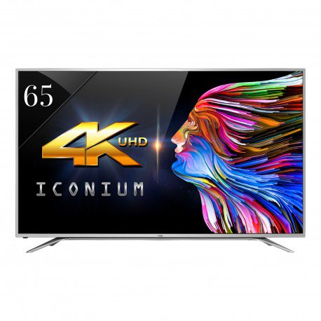 Vu Iconium 4K UHD Smart LED TV Image