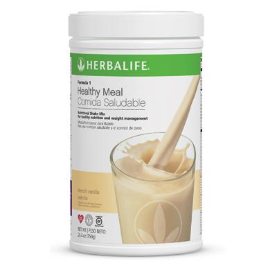 Herbalife Formula 1 Nutritional Shake Mix Image