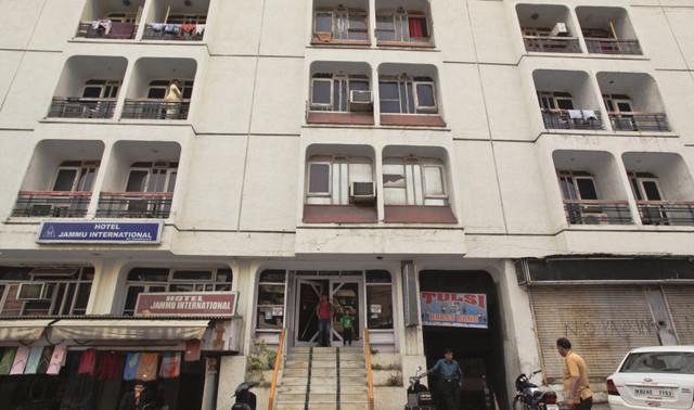 Hotel Jammu International - G S S Road - Jammu Image