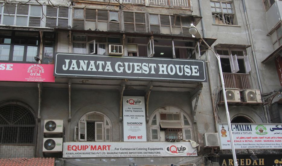 Janata Guest House Colaba Mumbai Reviews Room Booking