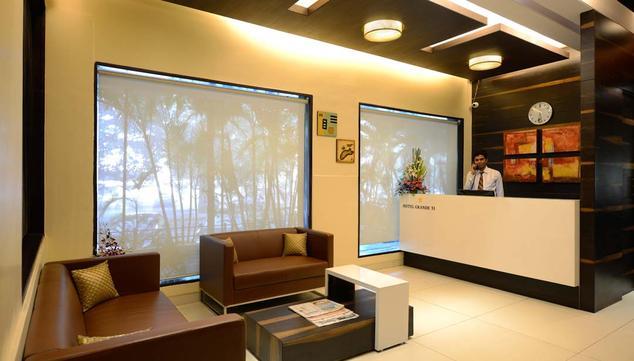 Hotel Grande 51 - CBD Belapur - Navi Mumbai Image