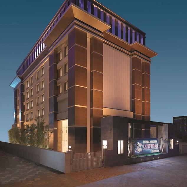 Hotel Rex Plaza Vashi