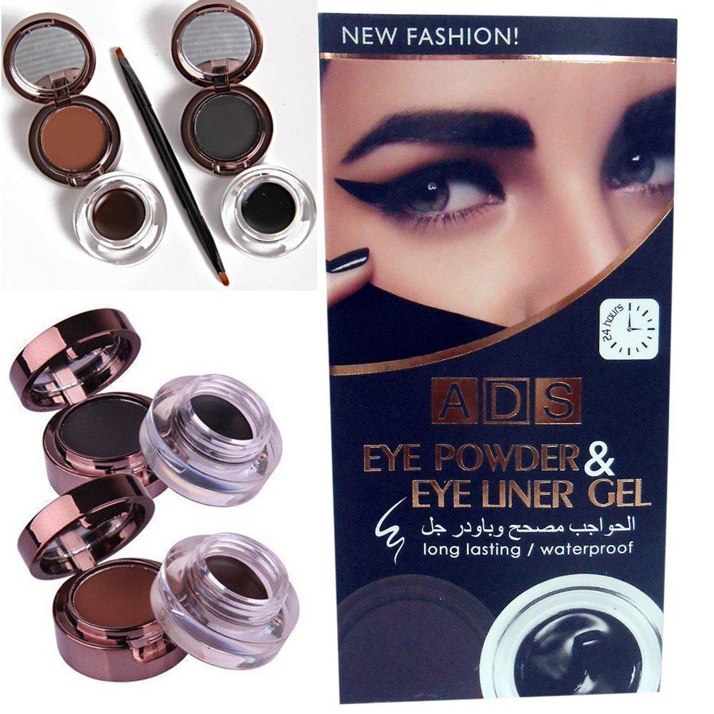 ADS Eye Powder & Eyeliner Gel Image