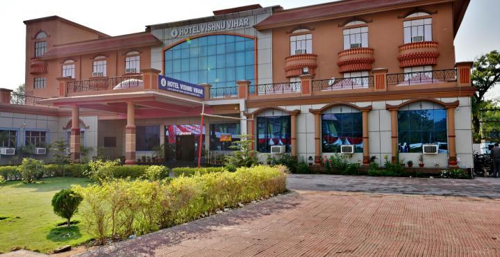 Hotel Vishnu Vihar - Chanakya Puri Colony - Gaya Image