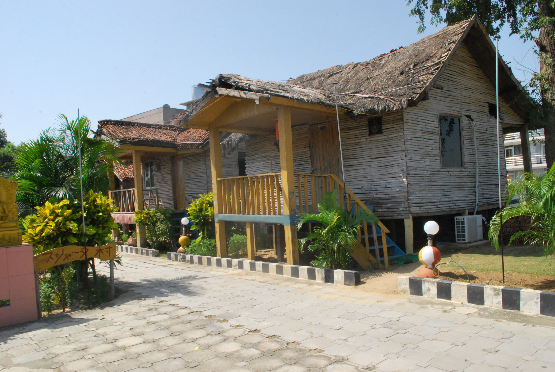 Sambodhi Retreat - Mahabodhi Temple - Gaya Image