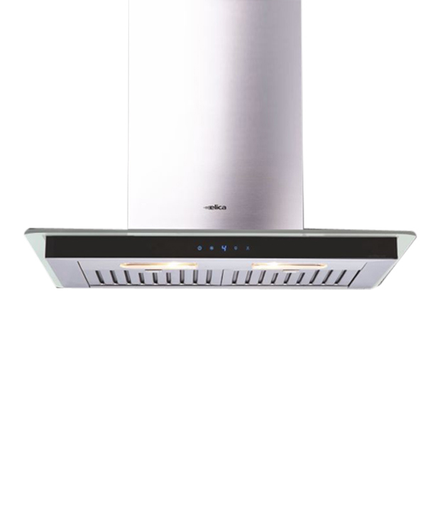 Elica 60cm Flat Glass TC3V Chimney Image