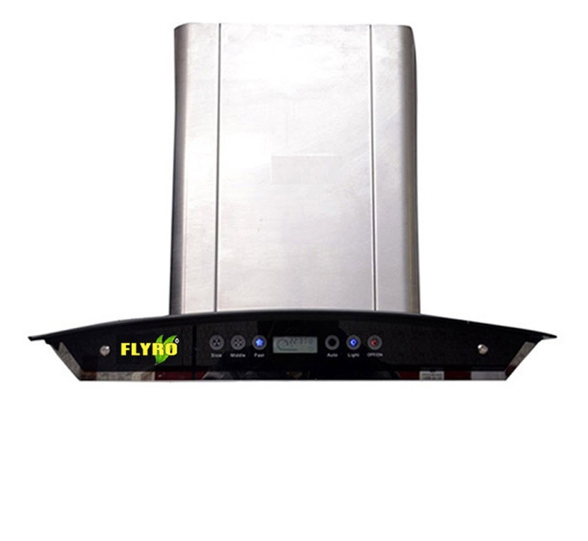 Flyro 60cm (1100 m3 hr) JANITOR BB-SERIES Hood Chimney Image