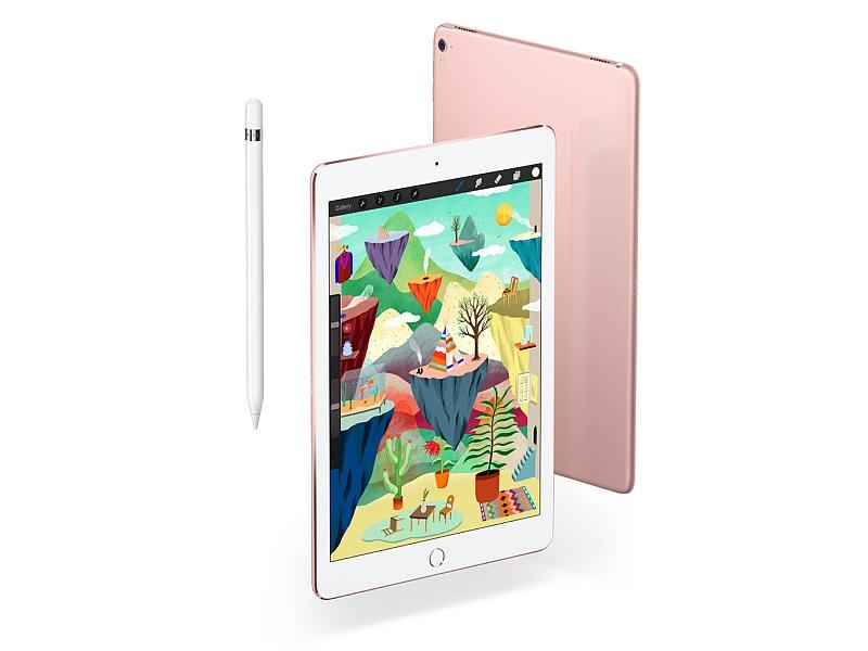 Apple iPad Pro 9.7 WiFi + Cellular 256GB Image