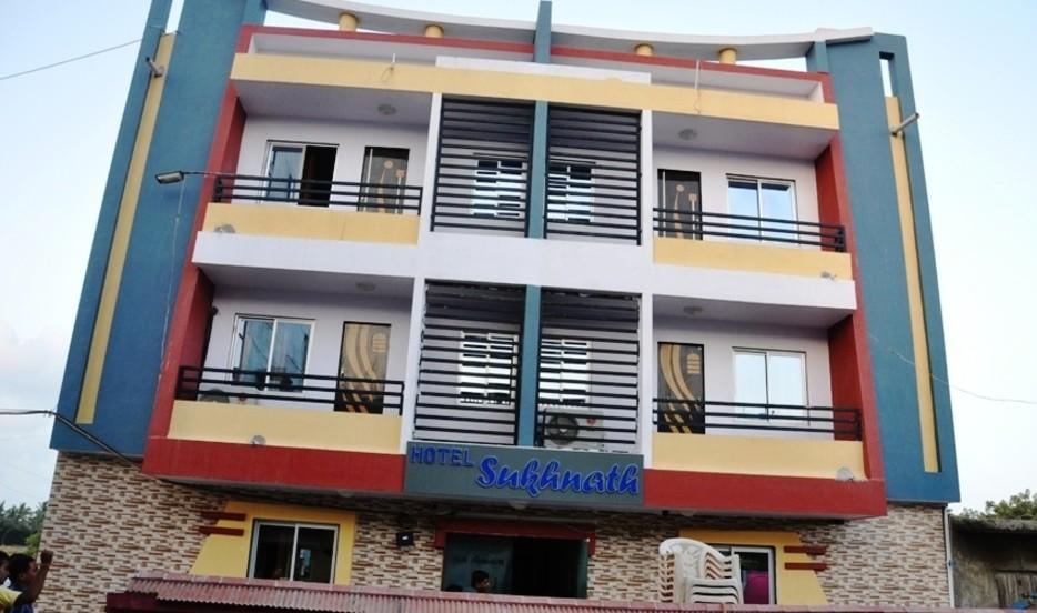 Hotel Sukhnath - Somnath Image