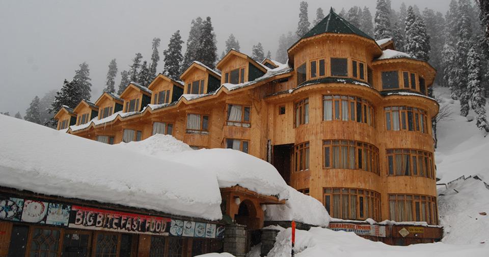 Hotel Hilltop - Gondola - Gulmarg Image