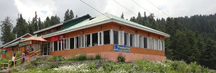 Yemberzal Hotel and Restaurant - Gulmarg Road - Gulmarg Image