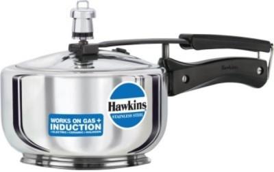 Hawkins Stainless Steel 10 L Pressure Cooker Image