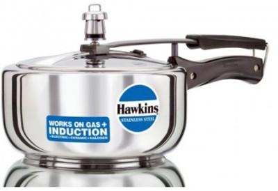 Hawkins Stainless Steel 2 L Pressure Cooker Image