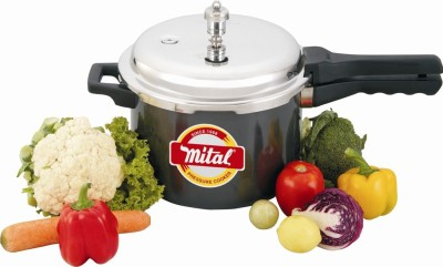 Mital Hard Anodized 3.0 L Pressure Cooker Image