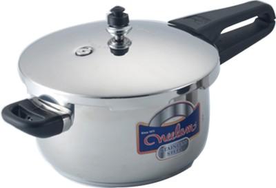 Neelam Stainless Steel Pressure Cooker 5.5 L Pressure Cooker Image