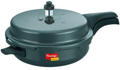 Prestige Hard Anodised Deluxe Plus Junior 3 L Pressure Cooker Image