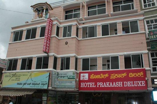 Hotel Prakash Deluxe - Sayyaji Rao Road - Mysuru Image