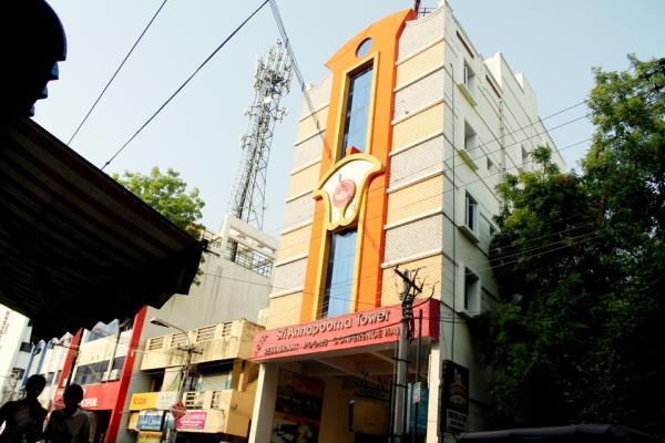 Sri Annapoorneshwari Hotel - K R Nagar - Mysuru Image