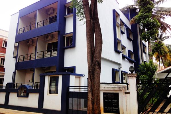 Tranquil Blues - Jayalakshmipuram - Mysuru Image