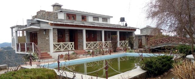 Trishul Orchard Resort - Mukteshwar - Nainital Image