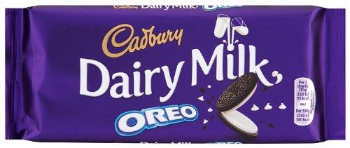 Cadbury Oreo Chocolate Image