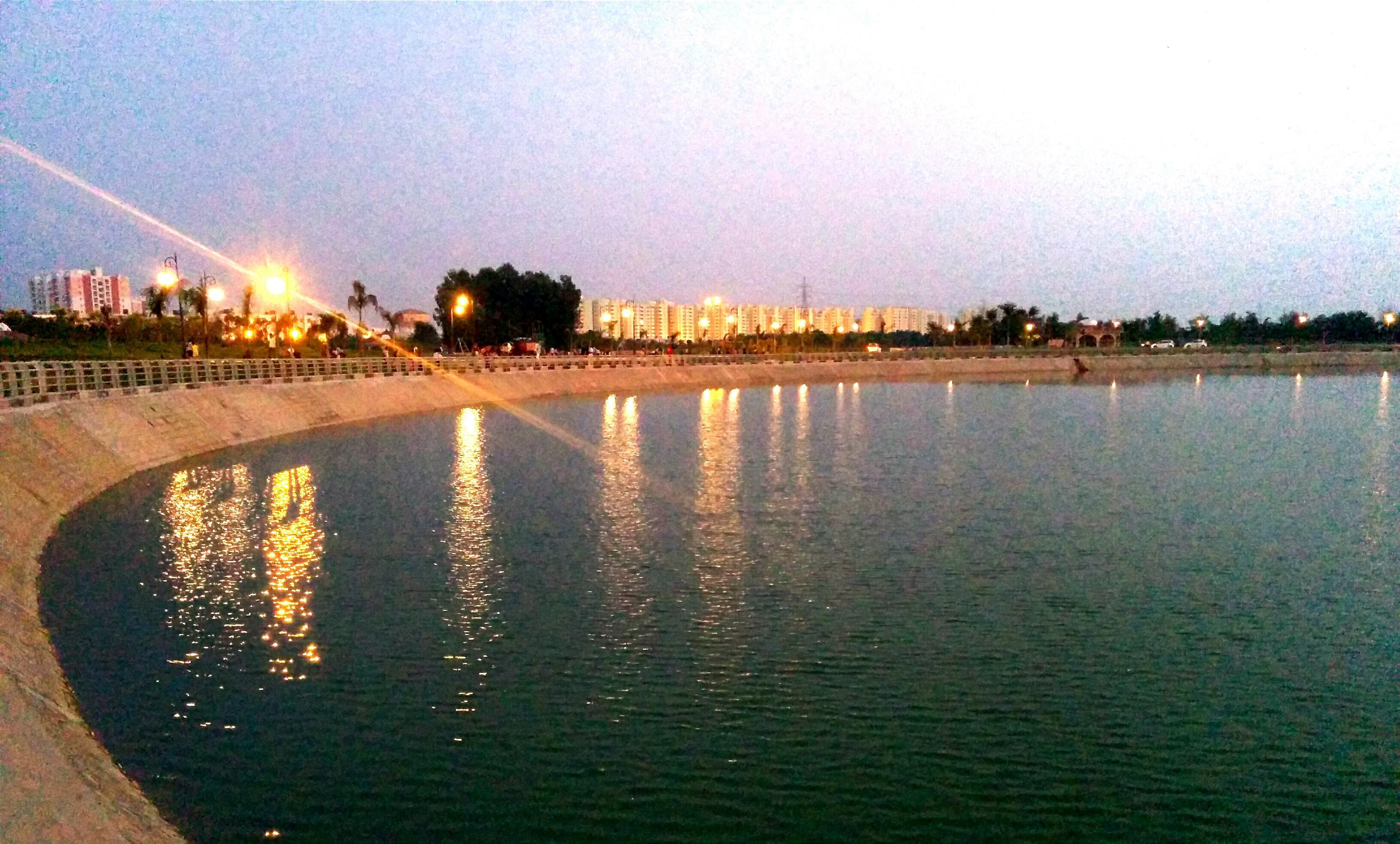 Janeshwar Mishra Park - Lucknow Image