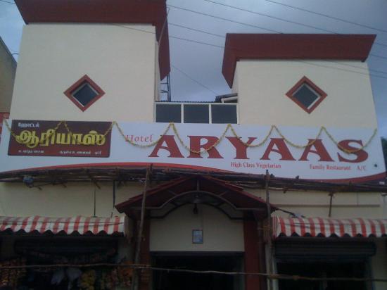 Hotel Aryaas - Sathuvachari - Vellore Image