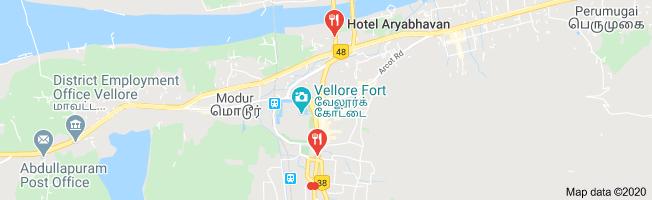 New Arya Bhavan Hotel - Anna Salai - Vellore Image