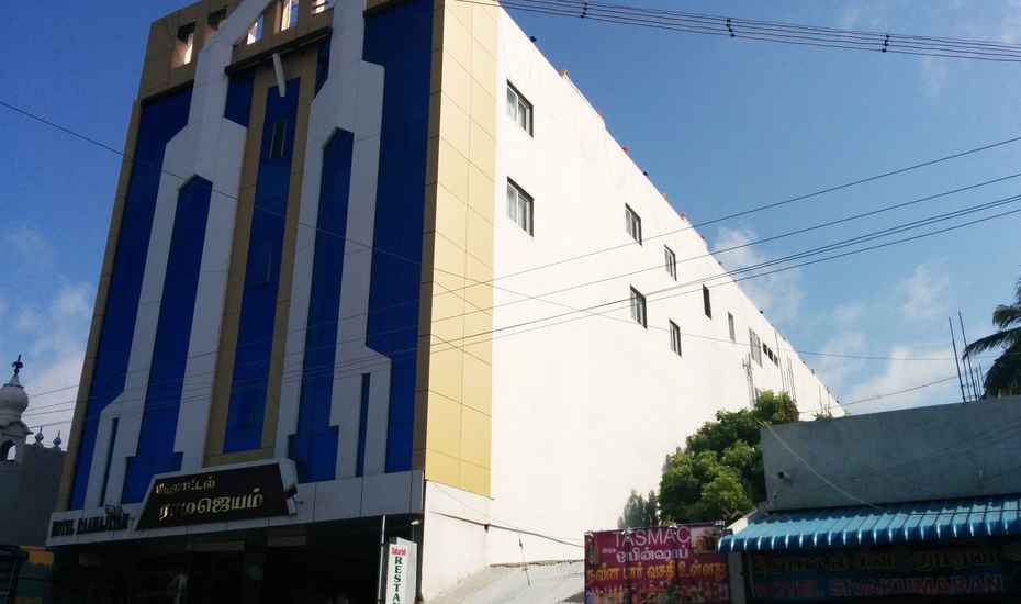 Hotel Raamajayam - West Street - Rameshwaram Image